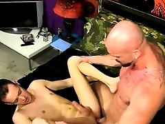 Dirty german mae bucetuda aria rose black cock Chris gets the spunk plowed out of him