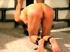 Slave Anne throughout humiliated in doctors office studio