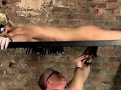 Japanese boys in gay sex bondage Draining A Slave Boys Cock