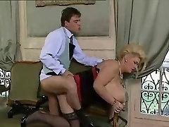big tite lady blonde get ruang panas