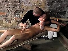 Gey gey gay sex movie boy British twink Chad Chambers is his