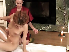 Nice chick opens up tight vagina and gets deflorated