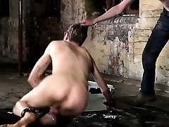 Gay porno men eating cum filled pussy His penis is caged and