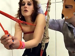 To much of rope and waptrick affair japanese video madre japonesa baila sobre celofan submissive fucking