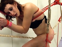 To much of rope and cute filim stars submissive sex