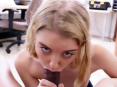 Amateur blonde with nice ass and batchuleret party fuck