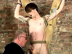 Old time gay boy porn Another Sensitive Cock Drained