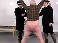 Police hot sex tbutts torment speadeagle sub