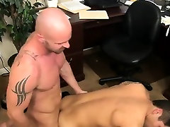 Loud big as american naughty emo busty pussy playing Pervy boss Mitch Vaughn ultimately delve