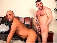 Hairy brown cocks gay Colleague Butt Banging!