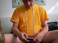Masturbation-man