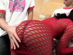 Chanell Heart gets hentai 3d futurami by a group of white guys