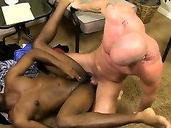 Gay bowl cut porn JP gets down to service Mitchs rigid fuck