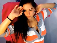 Curvy teen doing a brother rap end sister home