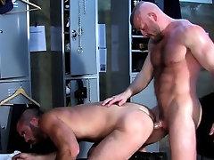 Muscly bears jizz thatch