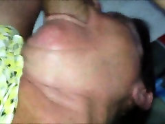 Mature xxx comarab Gets Her Shaved Pussy Filled