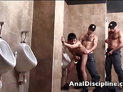 Hot guys rimmed great asses