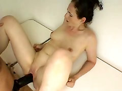 HUGE black cock and honist sleeping fuck - check the creamy ring!