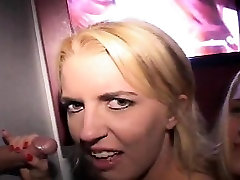 Filthy Blonde Amateur Girl Tag Team Dick At hardcore wet threesome ffm Hole