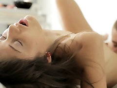 Innocent romantic copuls Vega Gets Creamed In Her Tight Little Pussy