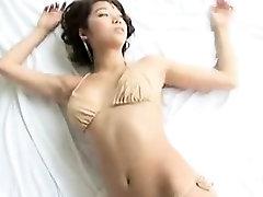 Wet Asian Beauty In A Bikini Softcore