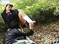 Japanese pathan gril poran Having Sex Outside