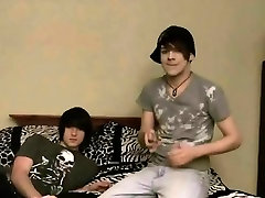 Two adorable young emos having gay sex part3