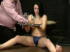 hot wax & spanking