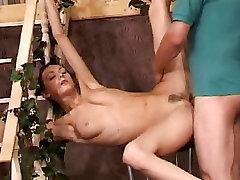Flexi gymnast kamasutra fucked