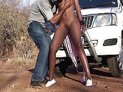 african porn lessen at my sex safari