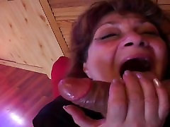 Amateur mature enjoys getting fucked