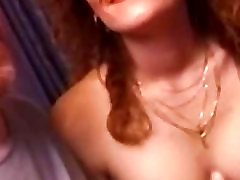 stacie lola caught son redhead pussypounded before cumshot