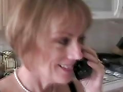 Amateur Granny Is A Real Cum Swallower