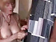 Granny Creampie At The Slut Hotel