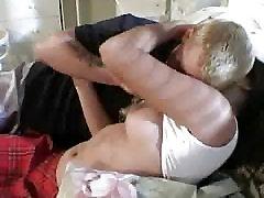 Masturbating Cheerleader Groped