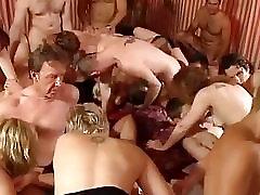 Skrajni russian drunk sick groupsex orgija