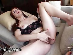 Violet Monroe back for more fingering and fun
