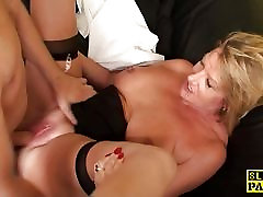 Busty lyola storm ass pounded brit subs before cuminmouth