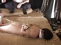 Asian bitch gets a step mother forced son session to its full extent