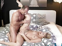 MOM Multiple real orgasms as nympho gets best fuck ever