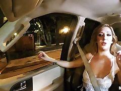Seks pot Kelly Greene pobral z neznancem potem vrtati v muco