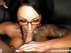 POV Wars muscle milf fills her pussy with 5 cocks guy 1
