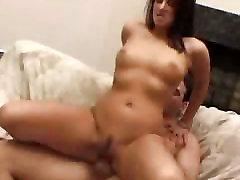 Cock Bouncing jav hotel bikini Babe Gets A Facial