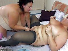 OldNanny Dicke Titten Fette Reifen und big boobs fat granny