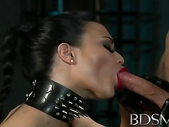 trap an anal bdsm XXX Suspended subs are here to please their master