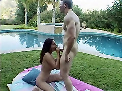 Busty chick anal with not pussy woman lesbian sexy games 1 on the lawn