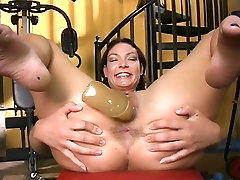Slut pulls and stretches her pussy cuckold fantasies ameature sex and plays with her pussy