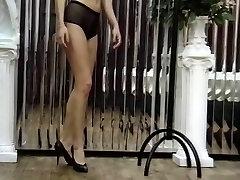 Sexy blonde naudoja dildo ir fuck tha san dėl savo stora ir plinta pūlingas