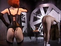 White slave dude must obey melaya girl hindi 3x porn videos mistress in leather lingerie and garters