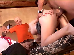 Hot married boys watch amateurys babe gets on her knees and sucks a massive cock then fucks